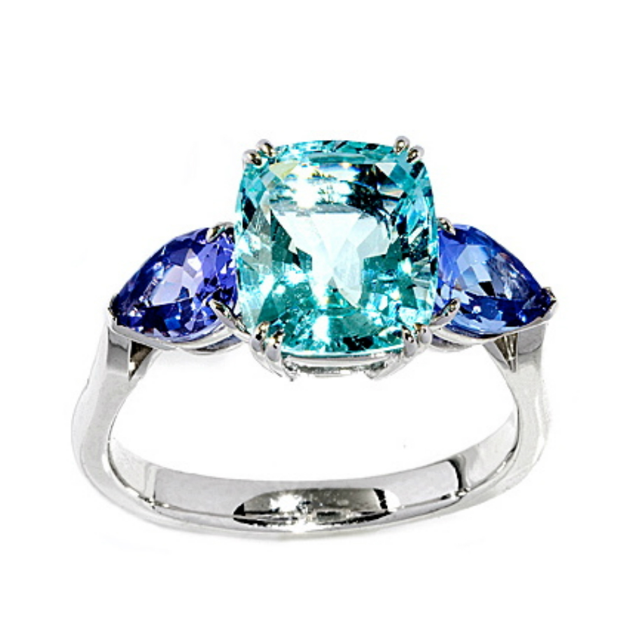 custom designer for rings our maker ring montana sapphires jewellery you process made yogo an of overview